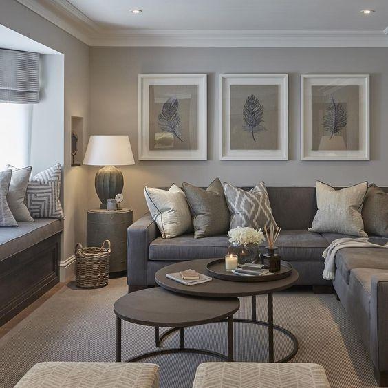 Crown kleurenwaaier - Neutrale kleuren voor binnenshuis decoratie ...