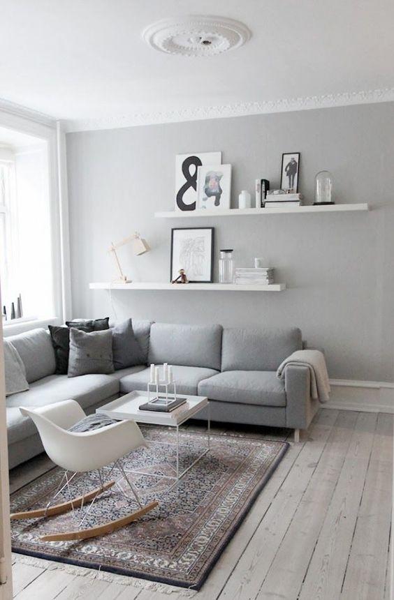 Beautiful Mur Gris Clair Images - House Interior ...
