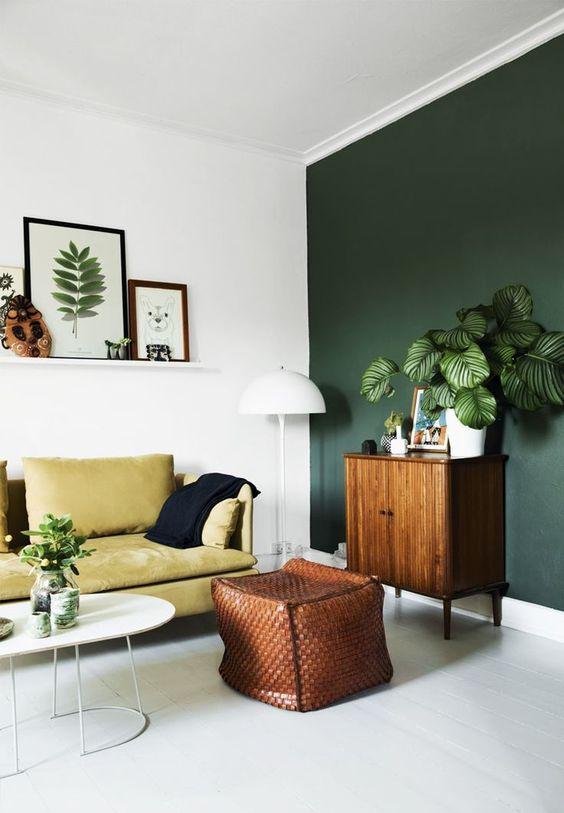 Crown kleurenwaaier - Groen - Painttrade
